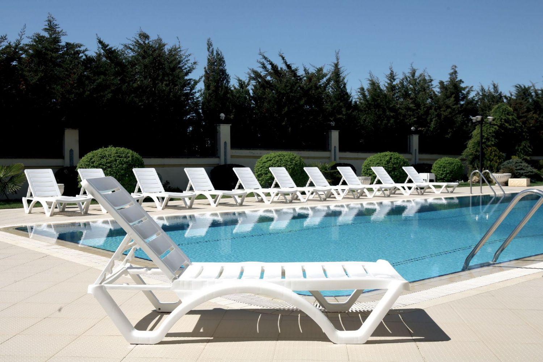Compamia Aqua Pool Chaise Lounge Isp076 Whi