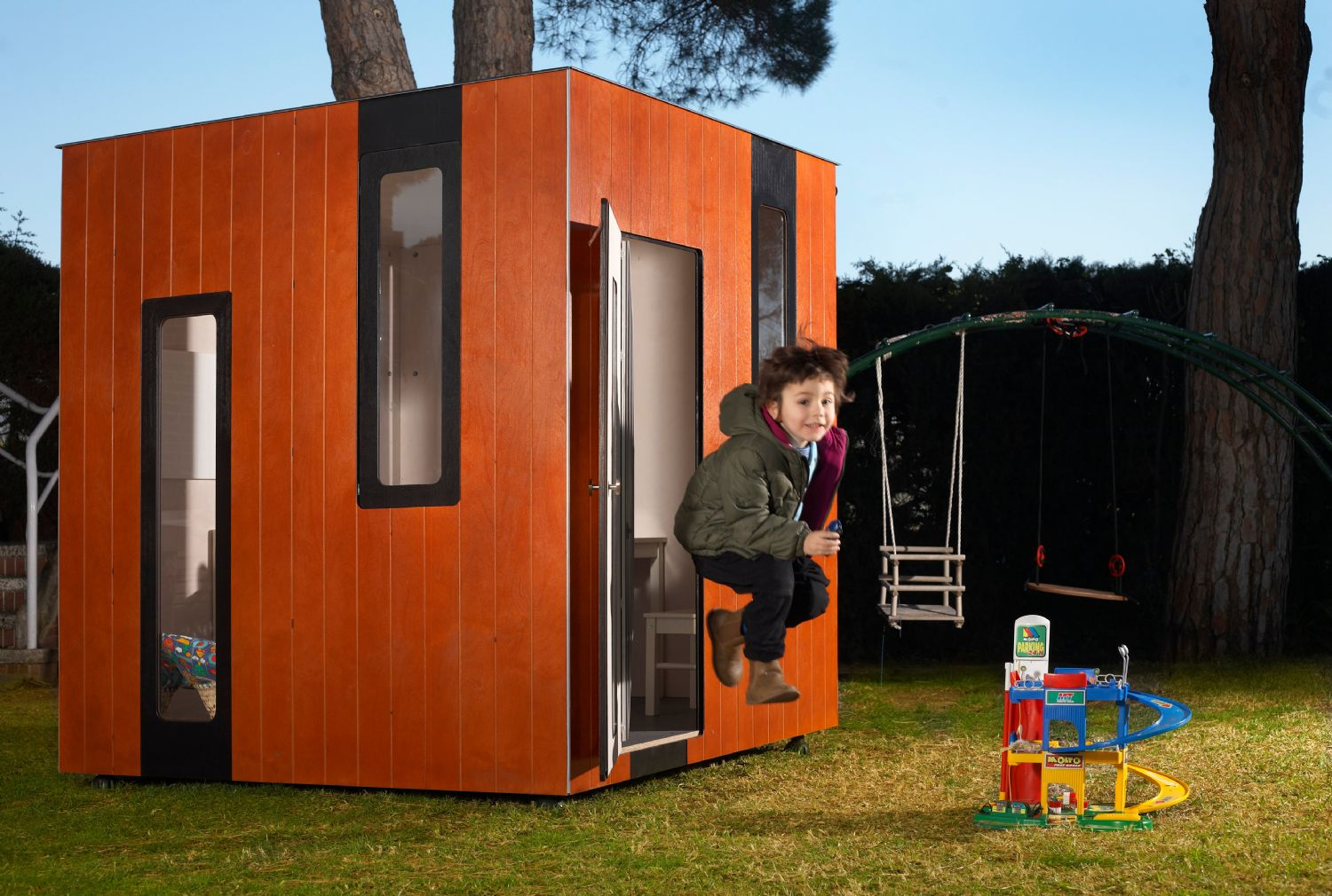 SmartPlayhouse Hobbiken Junior Playhouse SPH-HBJUNI - 1