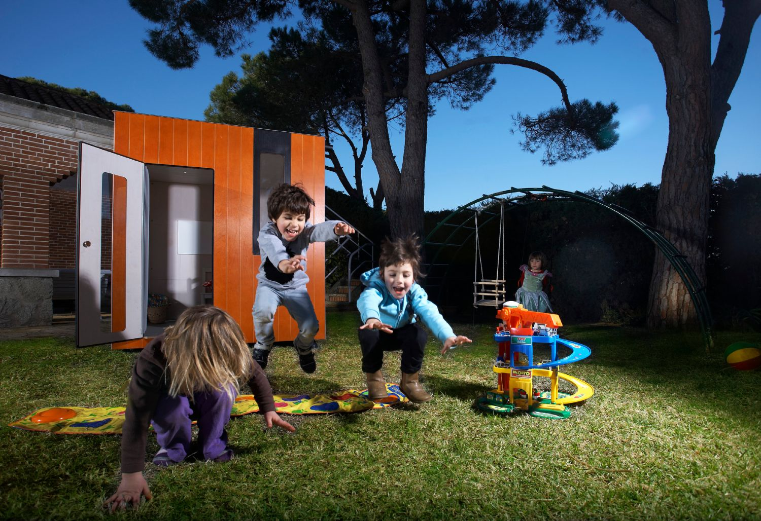 SmartPlayhouse Hobbiken Junior Playhouse SPH-HBJUNI - 3